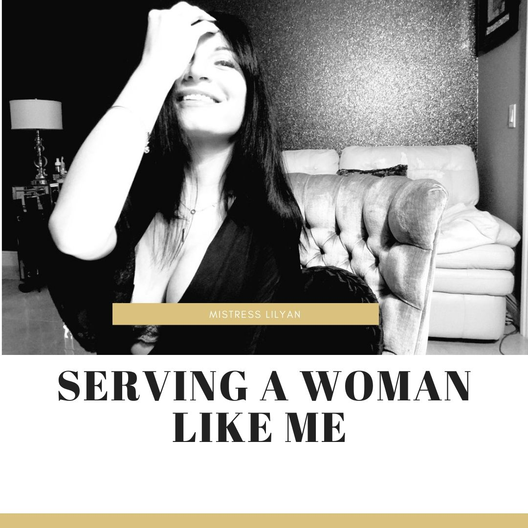 Serving a woman like me